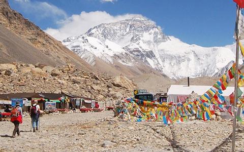 7 Tage Wintertour zum Everest Base Camp